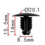Крепежное изделие 23017